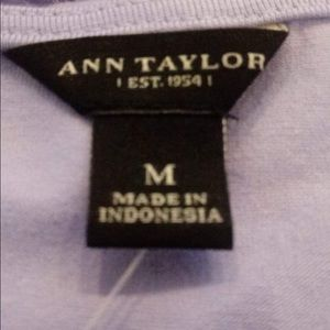 Ann Taylor Tops - Ann Taylor Blouse, Sleeveless